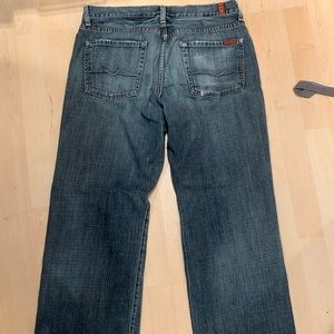 Men's 32/30 7s for all mankind Jeans